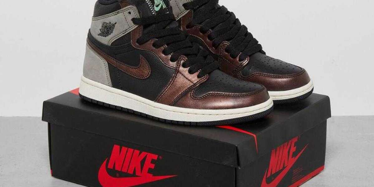 """Newly Air Jordan 1 """"Patina"""" Set to Arrive On March 13th"""
